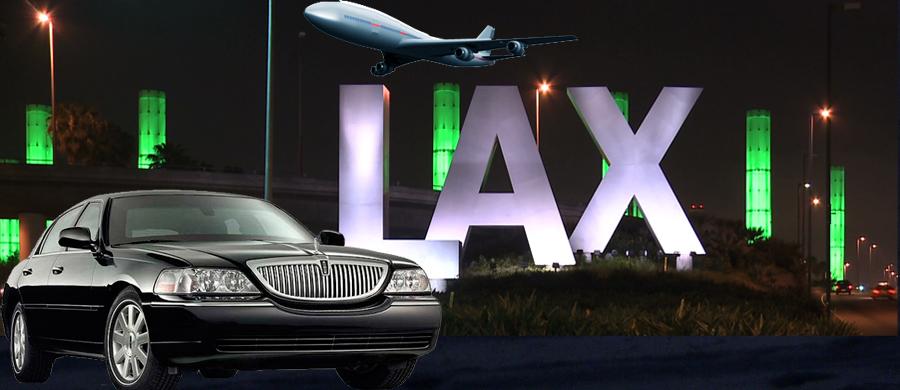 Lax Car Service To Santa Barbara